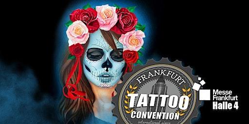 28. Internationale Tattooconvention Frankfurt
