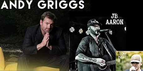 Country Night with Andy Griggs and JB Aaron tickets