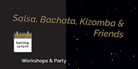 Salsa Club Lounge - Happy Birthday, backSTAGE! Tickets