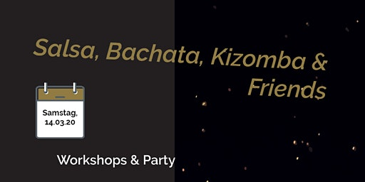 Salsa Club Lounge - Happy Birthday, backSTAGE!