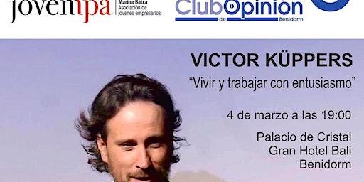 CONFERENCIA VICTOR KÜPPERS JOVEMPA MARINA BAIXA Y CLUB OPINIÓN DE BENIDORM