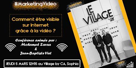 Comment être visible sur Internet grâce à la vidéo ? billets
