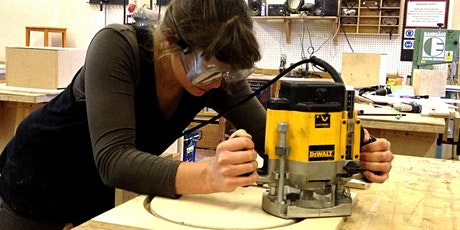 Router: Circles + Router Table tickets