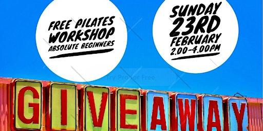 Absolute Beginners Pilates Workshop *Deposit Refundable*