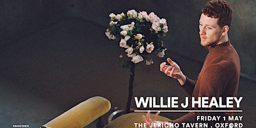 Willie J Healey // SOLD OUT