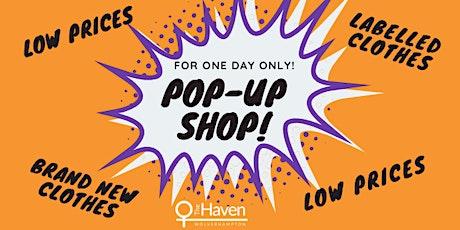 Pop-Up Shop: Once it's gone, it's gone! tickets