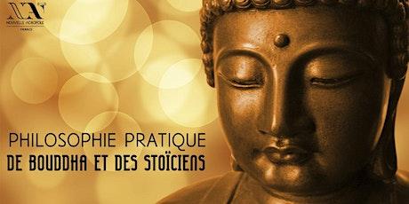 La philosophie pratique de  Bouddha et des Stoïciens billets