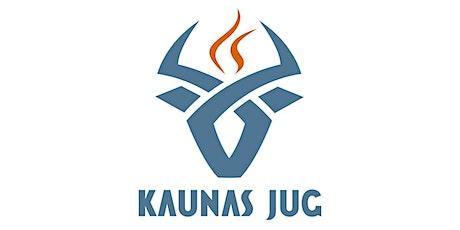 Kaunas JUG #52 Meetup tickets