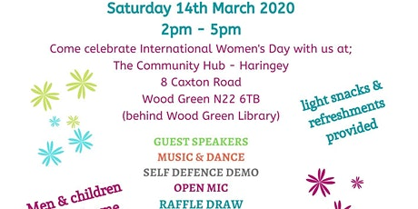 International Womens Day Event 14.03.20 tickets