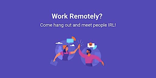 Remote Worker Meetup (Portland Maine)