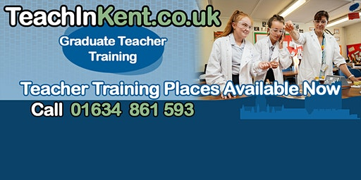 Teacher Training Information Evening