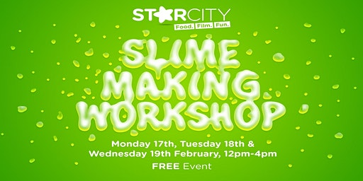 Slime Making Workshop at StarCity