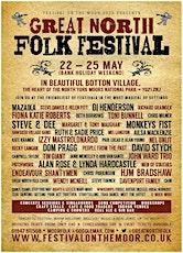 Great North Folk Festival tickets