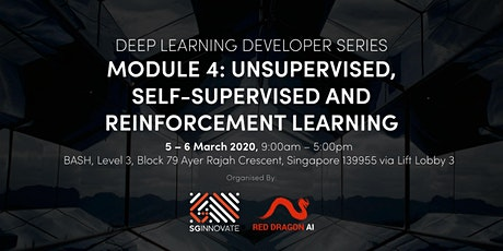 Unsupervised, Self-supervised and Reinforcement Learning Workshop (5 – 6 March 2020) tickets