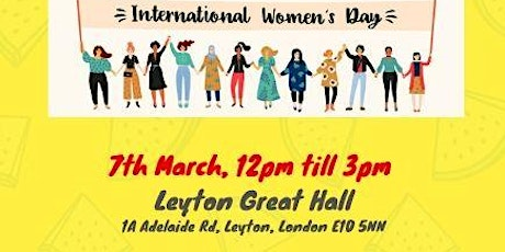International Women's Day In Waltham Forest tickets