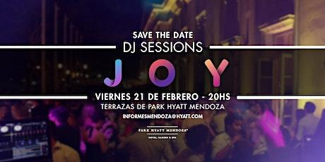 Dj Sessions - JOY entradas