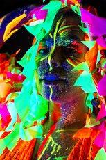 Old Queens Head Host Neon Naked Life Drawing Class! tickets