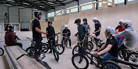 Gleis D: Komm zum BMX-Workshop für Anfänger*innen Tickets