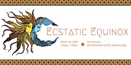 Ecstatic Equinox  tickets