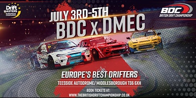 BDC - Teesside - Event 4 - BDC X DMEC - (20% off Early Bird!)