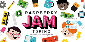 Raspberry Jam Torino III edizione - For Kids & Grown...