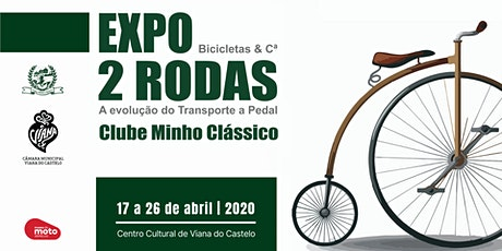 Expo 2 Rodas bilhetes
