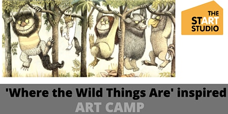 'Where the wild things are.' Inspired Art Camp (Morning only) tickets