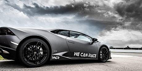 Guida una Ferrari o una Lamborghini in pista al Circuito del Volturno a BN biglietti