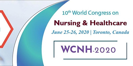 10th World Congress on Nursing & Healthcare tickets