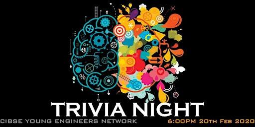 CIBSE YEN NSW | Trivia Night 2020
