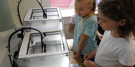 Children's 3D Printing Workshop (Accrington) tickets