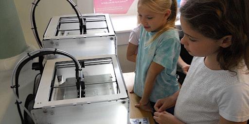 Children's 3D Printing Workshop (Accrington)