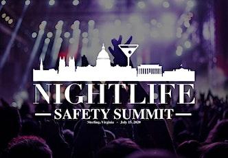Nightlife & Restaurant Safety Summit 2020 (Postponed) tickets