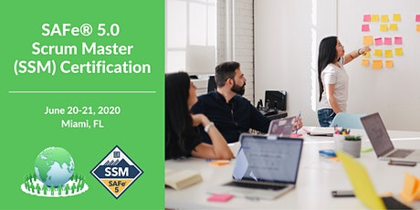 SAFe® 5.0 Scrum Master (SSM) Certification | Miami / Ft. Lauderdale tickets