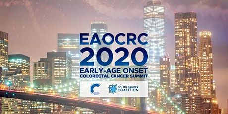 The Sixth Annual Early Age Onset Colorectal Cancer Summit  tickets