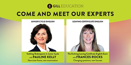 Gill Education: DONEGAL – Pauline Kelly/Frances Rocks presentation tickets