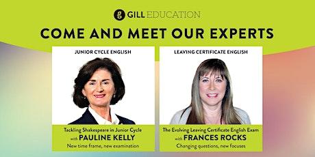 Gill Education: GALWAY – Pauline Kelly/Frances Rocks presentation tickets