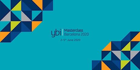YBI Masterclass 2020 entradas