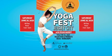 Yoga Fest Jersey City 2020 tickets