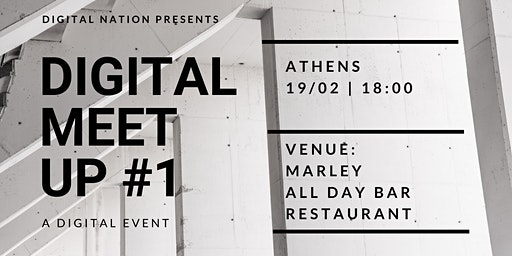 Digital Meetup Athens
