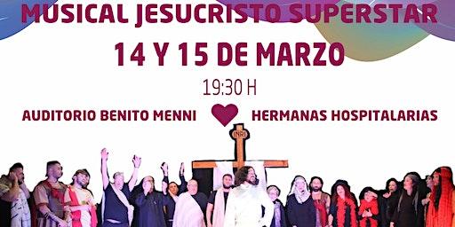 Musical Benéfico Jesucristo Superstar