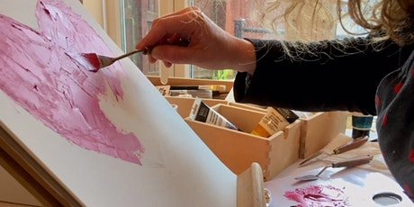 Introduction to palette knife painting with Gina Belford tickets