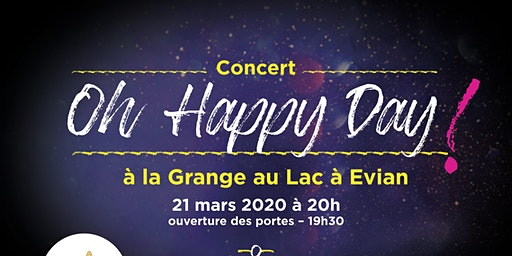 """Concert """"Oh happy Day"""""""