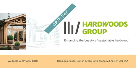 Hardwoods Group Open Day tickets
