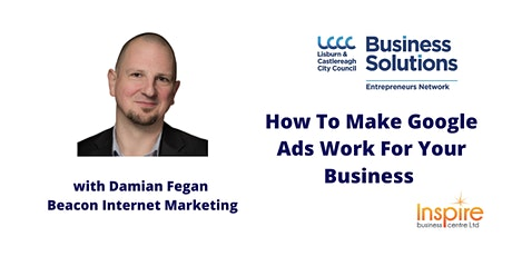 How to Make Google Ads Work for Your Business tickets