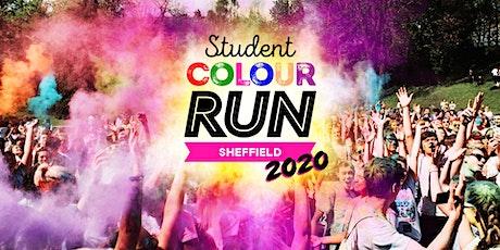 Student Colour Run Sheffield 2020 tickets