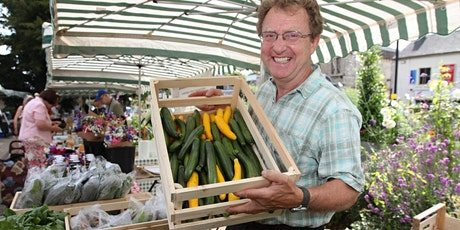 Introduction to Market Gardening. Tea/coffee on arrival with seasonal lunch tickets