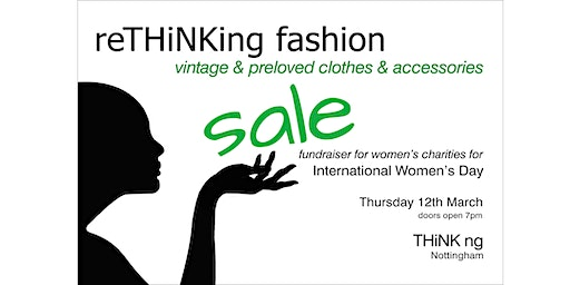 ReTHiNKing Fashion: quality preloved & vintage clothes & accessories sale