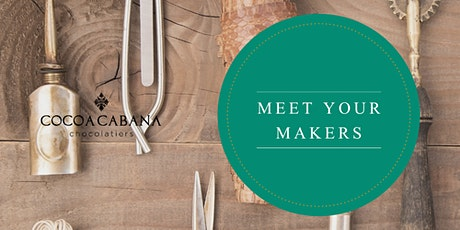 Meet your Makers (local business demonstrations & discussions) - Didsbury tickets