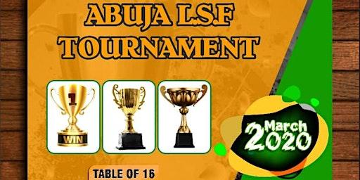 Abuja L.S.F Tournament